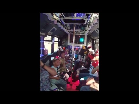 Kids Party on Elegant Knights Limo Party Bus 251-317-1BUS