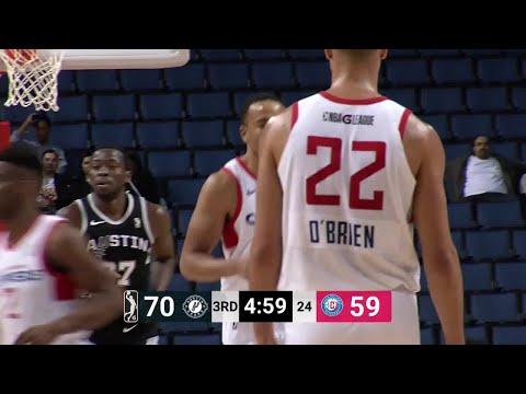 Ike Iroegbu (17 points) Highlights vs. Austin Spurs