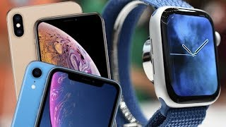 Apple September 2018 Event Recap