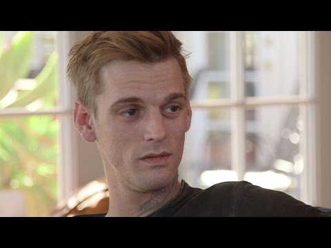 EXCLUSIVE: Aaron Carter On His Rocky Relationship: 'I Want To Be Married, I Want More Out Of Her'