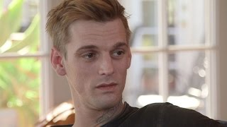 EXCLUSIVE Aaron Carter On His Rocky Relationship I Want To Be Married I Want More Out Of Her