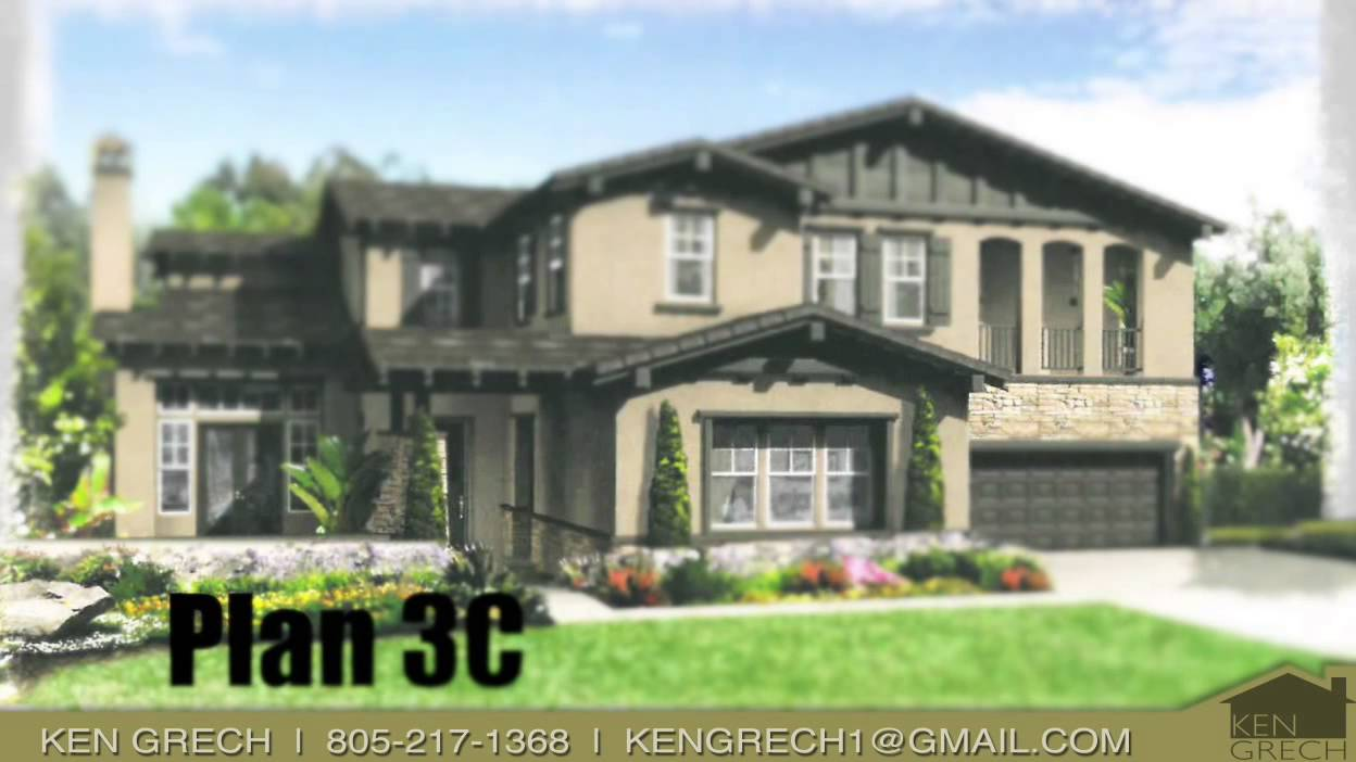 Simi Valley BIG SKY Homes for sale - Standard Pacific Home Designs ...