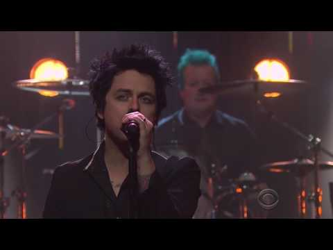 Green Day Still Breathing Live
