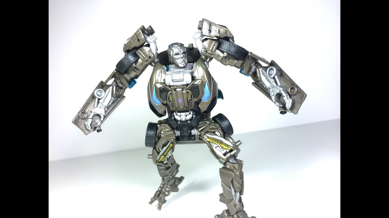 Transformers 4 Age of Extinction AOE Lockdown Deluxe Toy ...
