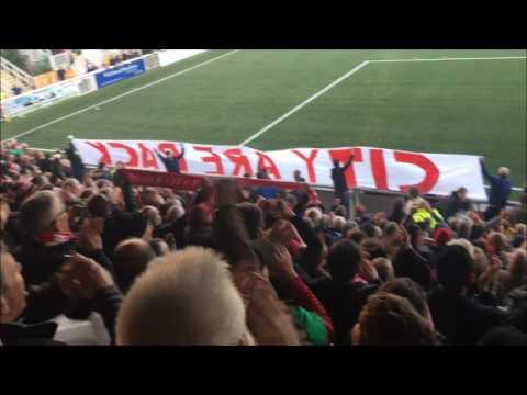 2016/7 : Maidstone United vs Lincoln City