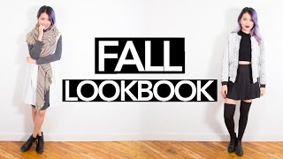 Fall Lookbook 2015