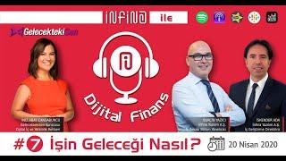 #7 İnfina ile Dijital Finans Podcast - İnci Abay Cansabuncu ile İşin Geleceği Nasıl?