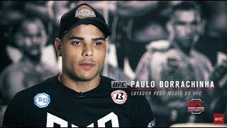 """UFC 217: Conheça um pouco mais do brasileiro Paulo """"Borrachinha"""""""