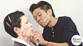 Oscar nominee Tsuji gives actors new faces - The Japan News