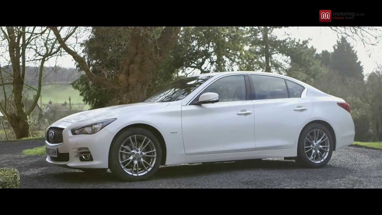 Infiniti Q50 Review and Road Test by Motoringcouk  YouTube