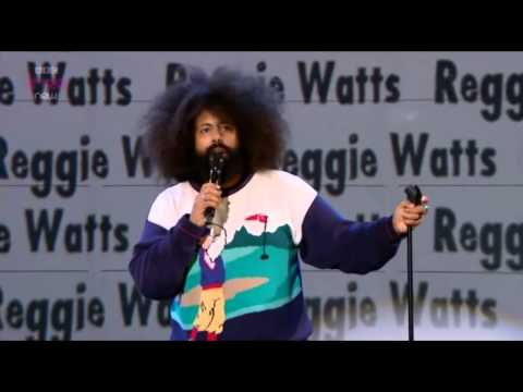 Reggie Watts - Russell Howards Good News