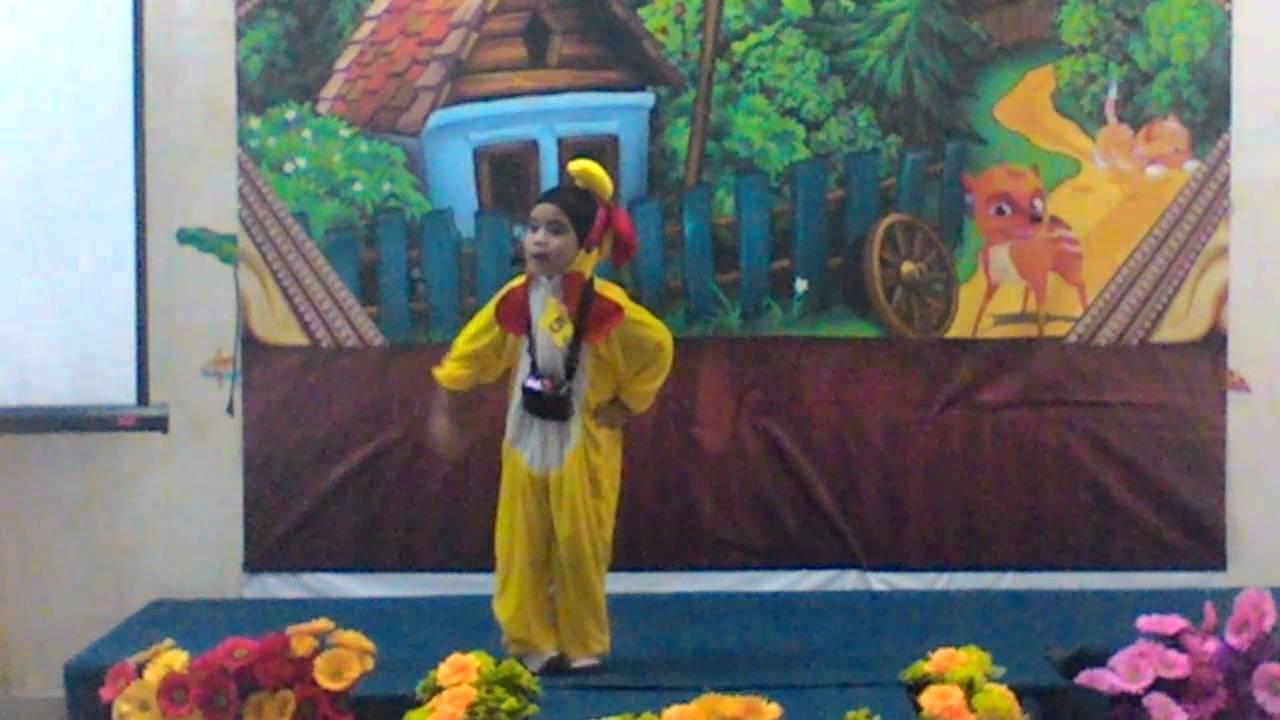 Johan Pra Sekolah Bercerita Daerah Jb 2015 Youtube