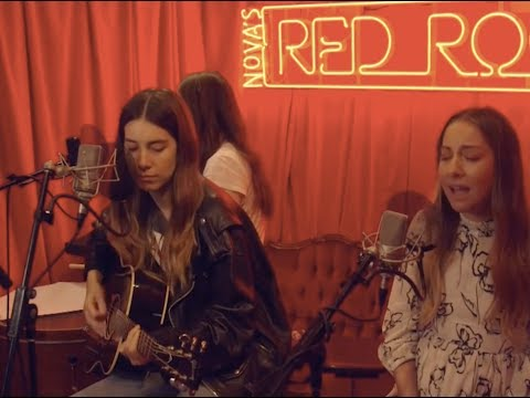 HAIM - The Wire (acoustic)