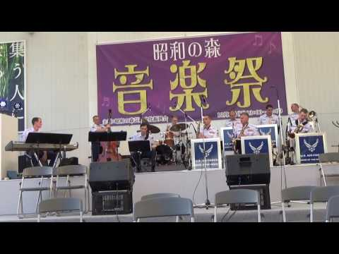 US Air Force Band in Akishima 2016