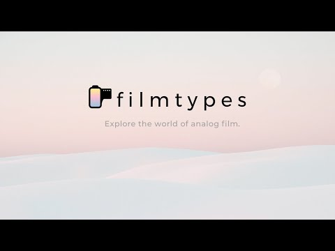 Filmtypes website makes emulsion comparison easy for analogue shooters