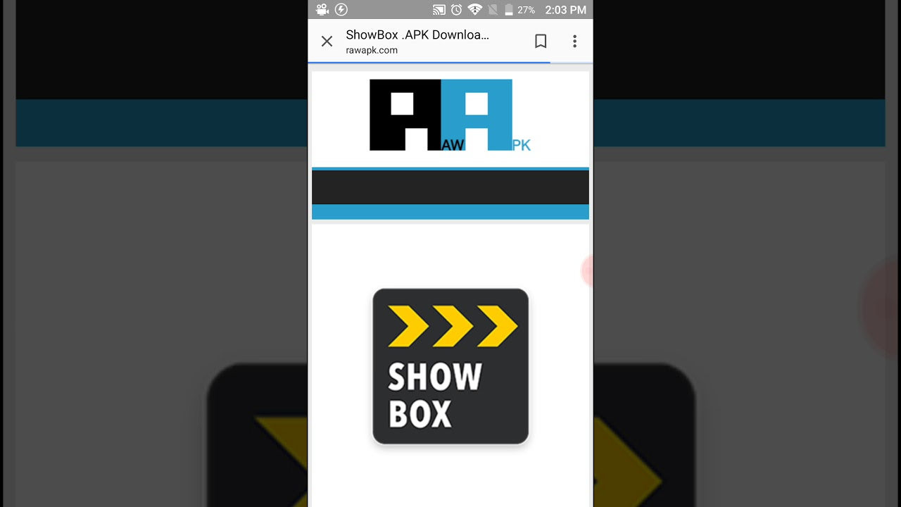 showbox apk 4.82 show box app download with fixed popups