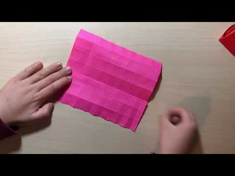 Mr BMW's Origami Class: Episode 9 - Romantic Ringbox