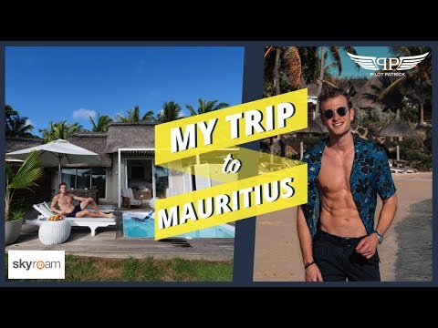 OCEANVILLA ON MAURITIUS ONE DAY IN PARDISE WITH PILOTPATRICK