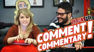 WE'RE SINGING AGAIN!!! It's Comment Commentary 153!