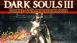 Dark Souls 3 Profi Walkthrough #32 | Zwillingsprinzen Lorian & Lothric