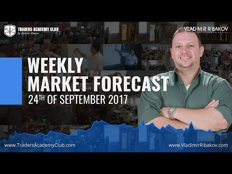 Weekly Market Review 24 to 29 Of September 2017   By Vladimir Ribakov
