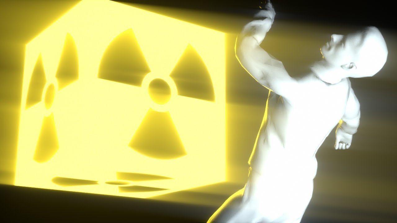 🢂 RADIOACTIVE DOSE in Perspective ☢️ (3D)