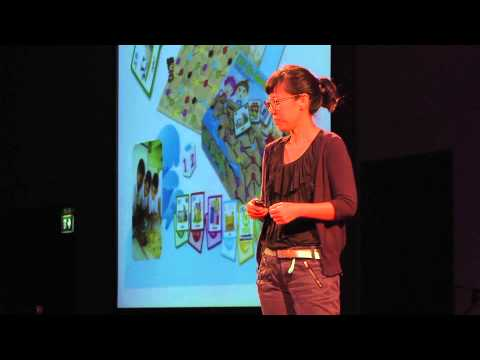 Educational toys and games for smarter societies: Ruttikorn Vuttikorn at TEDxChiangMai 2013