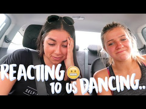 We Took a Hip Hop Class + Got in a Vlog Squad Music Video!! | Jeanine Amapola