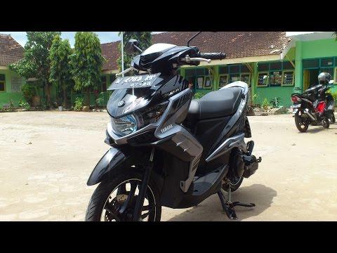 Yamaha Xeon GT 125 Eagle Eye 2015 Review Bahasa Indonesia