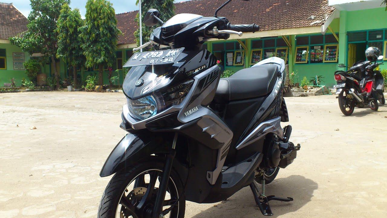 Lihat Yamaha Xeon Gt 125 Eagle Eye 2015 Review Bahasa Indonesia