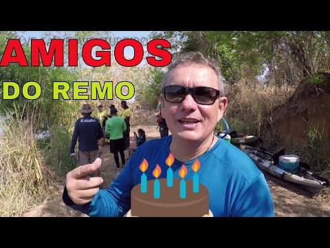 Feliz aniversário AMIGOS DO REMO - Caiaques/Canoas/Stand up paddle, em Teresina