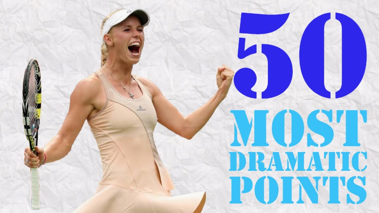 Download Top 50 Dramatic Points in WTA History