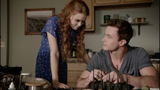 Teen wolf   Lydia and Parrish