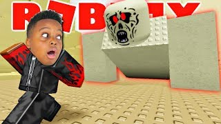 DEFEATING THE SAND GIANT IN ROBLOX - Dungeon Quest Roblox