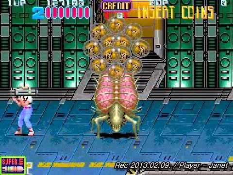Aliens - 1CC (Konami classic arcade game)