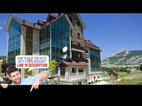 Hotel Monte Rosa, Cetinje, Montenegro HD review
