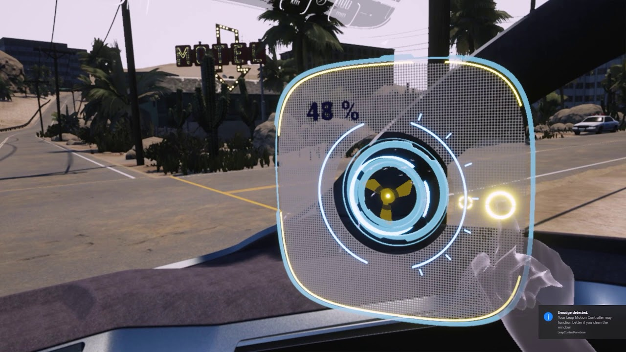 Future Vehicle Concepts. Luxoft Augmented Reality User Interface - YouTube