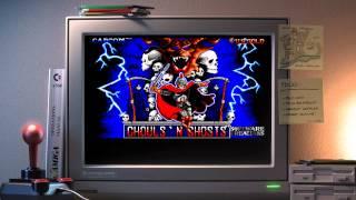 Amiga music: Ghouls