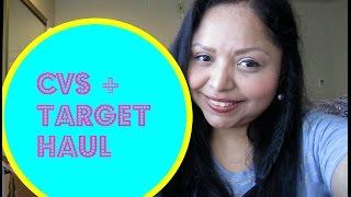 CVS + Target Haul Thumbnail