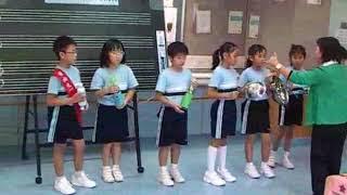 聖公會將軍澳基德小學 2012-13敲擊天地