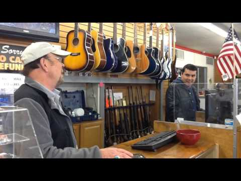 How is the Internet changing the Memphis pawn shop business?