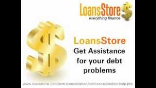 Online Debt Consolidation Services - Consolidate Credit Card Debt Quickly