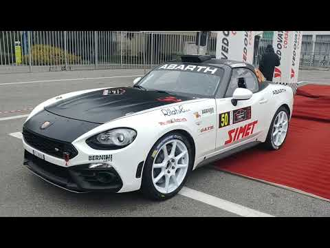 2 Special Rally Circuit by Vedovati Corse partenza 2 12 nove