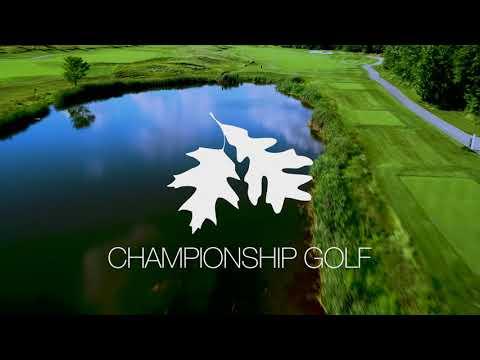 "Black Oak Golf Club, NJ - ""Champion"" 30 Second Commercial"