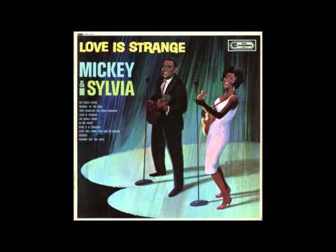 Love Is Strange  In Stereo  Mickey and Sylvia