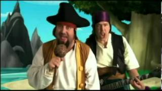 Jake y Los Piratas del Nunca Jamas