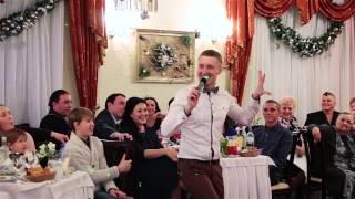 Илья Миронов  ведущий торжеств!