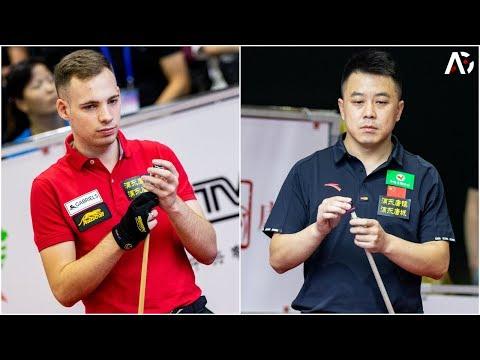 2019 World 9-Ball China Open│Joshua Filler Vs Liu Haitao 劉海濤