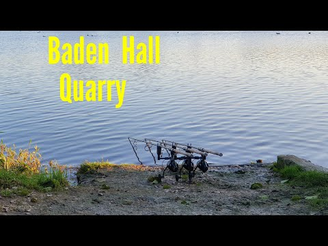 Autumn Carp Fishing Search For A Day Ticket 40 Baden Hall Quarry.