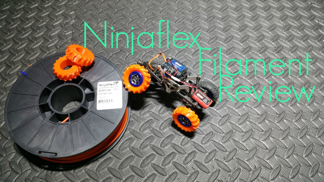 NinjaFlex filament | Page 10 | ROBO 3D User Forum